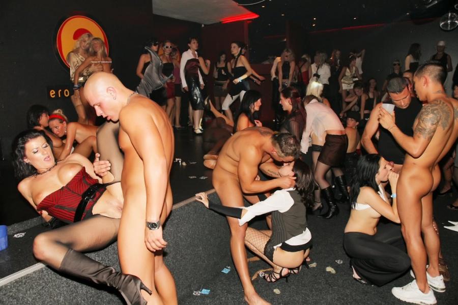 Порно вечеринка лучшее