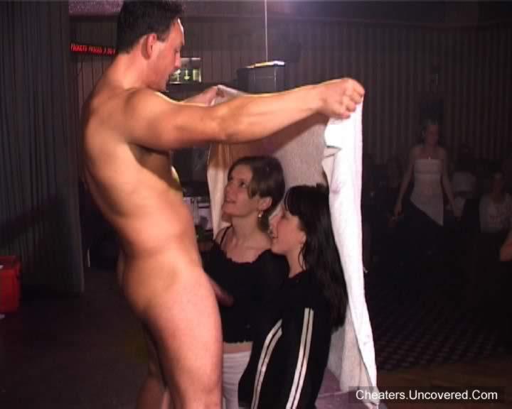 German pornstar tit hanging